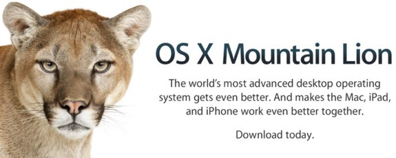 OS X Mountain Lion Download
