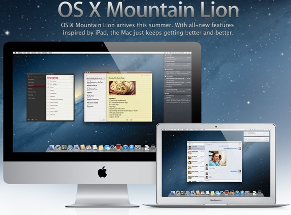 Mountain Lion July $19.99
