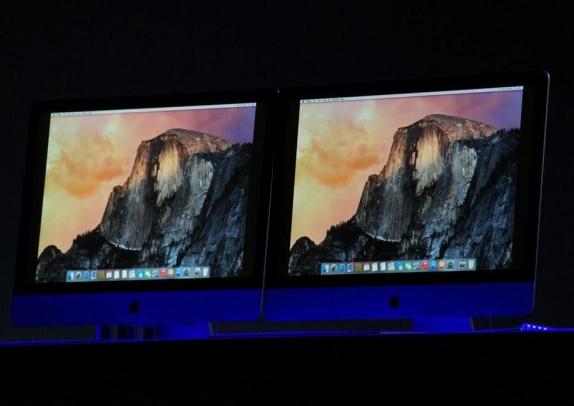 OS X Yosemite WWDC