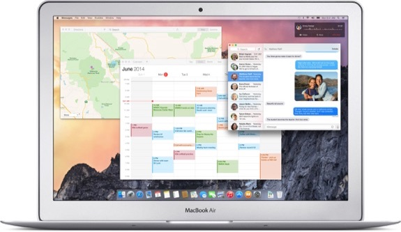OS X Yosemite Developer Preview 3