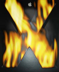 Mac OS X Fire