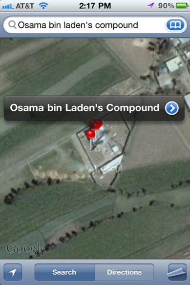 binladen compound 