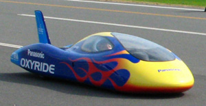 Oxyride Car