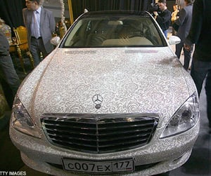 Paisley Mercedes