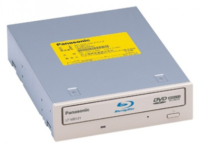 Panasonic Blu-Ray Burner