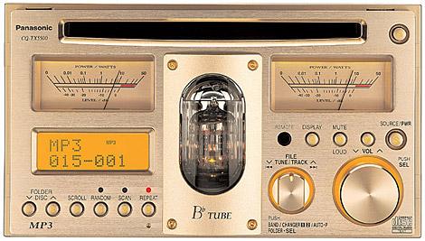 Panasonic CQ TX5500D
