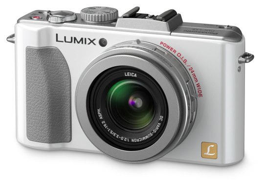 Panasonic Lumix LX5