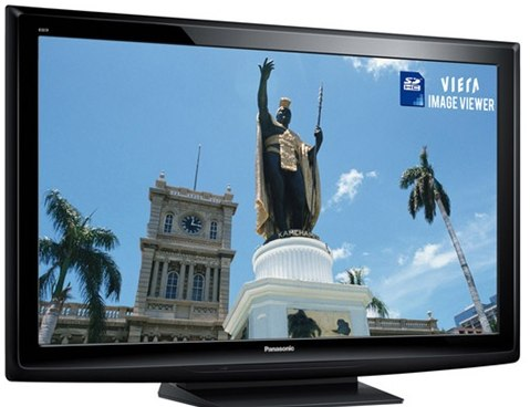 panasonic viera tc-p55st30 hdtv sale