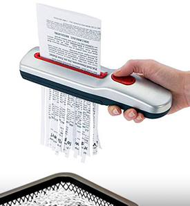 Handheld Shredder