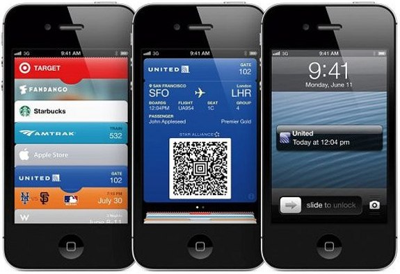 Passbook apps