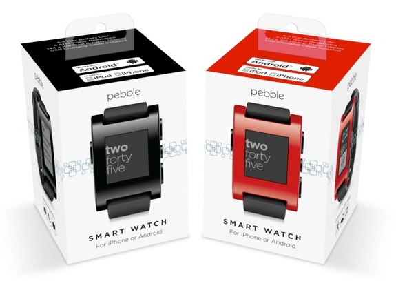Pebble smart watch best buy