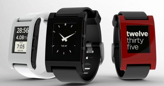 Pebble Bluetooth Watch