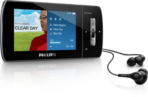 Philips GoGear Muse is fancy PMP