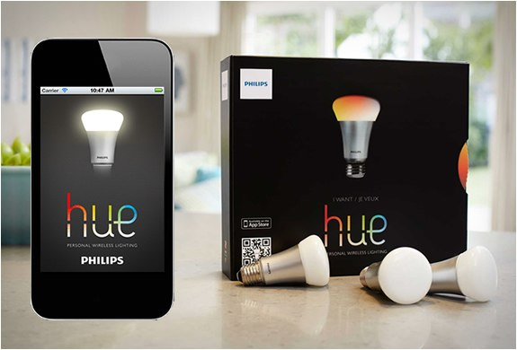 Philips Hue LED Lightbulb