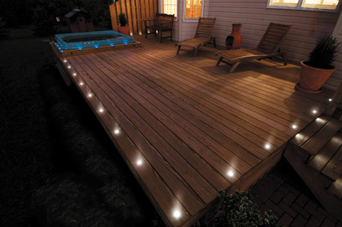 Philips Aurelle Deck Lights