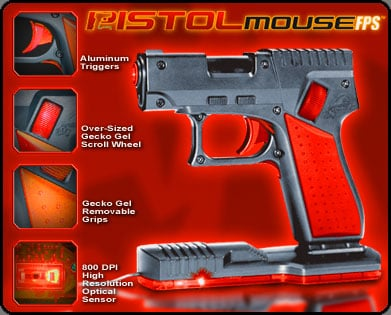 PistolMouse FPS