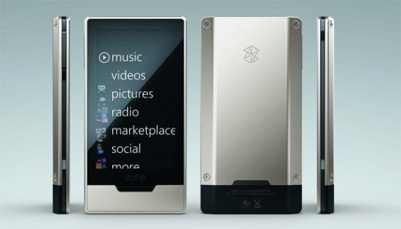 Platinum Zune HD giveaway
