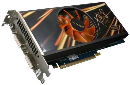 PNY GeForce GTS 250