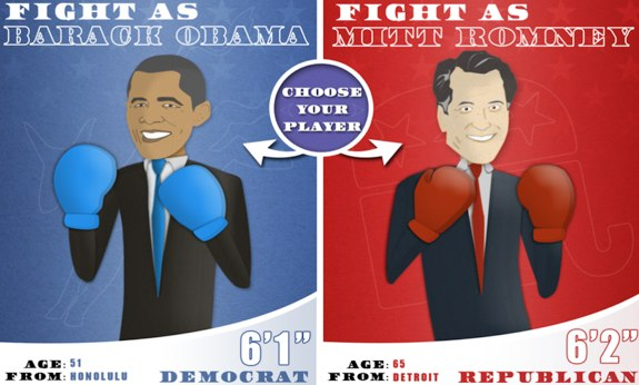 Political Arena iphone app