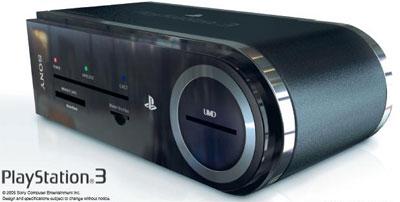 Playstation 3 Mockup