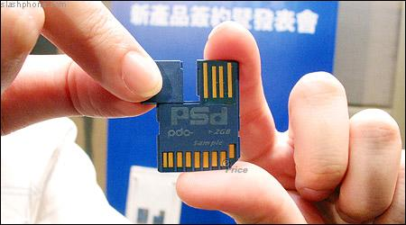 SD Card-USB In One