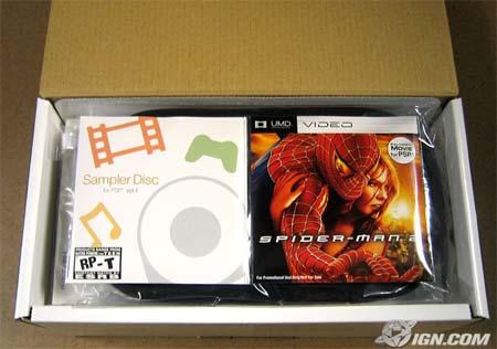 Sony PSP Open