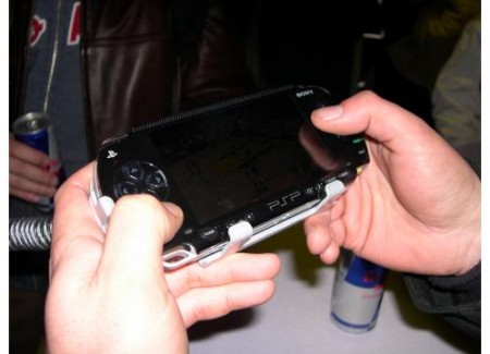 PSP LAN Party