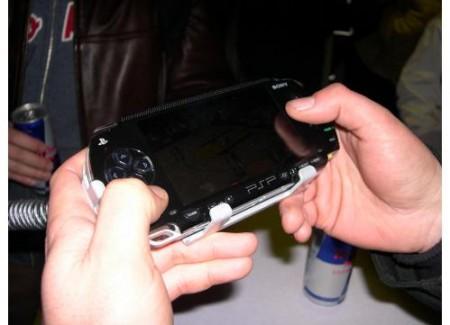 PSP LAN Party