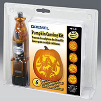 Dremel Pumpkin Carving