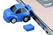 Q-Car Flash Drive