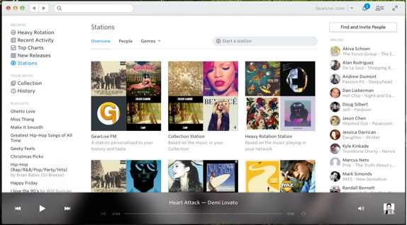 Rdio stations you fm