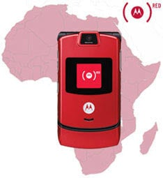 Sprint RED RAZR
