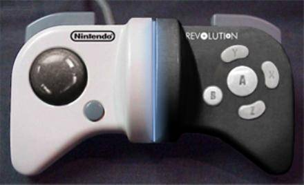 Nintendo Revolution Controller?