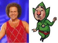 Richard Simmons Tingle