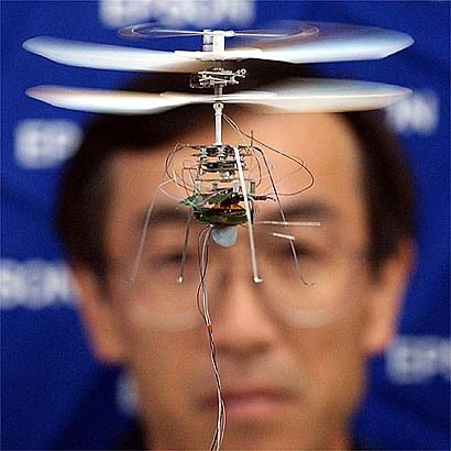 Micro Flying Robot