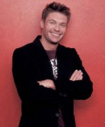 Ryan Seacrest and his straight line smile