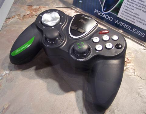 Saitek P2900 Wireless Controller