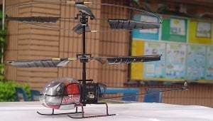 Salvation Helicopter