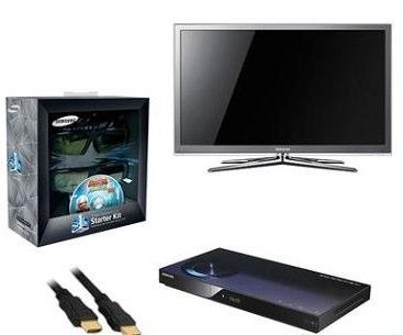 Samsung un46c8000 3d hdtv