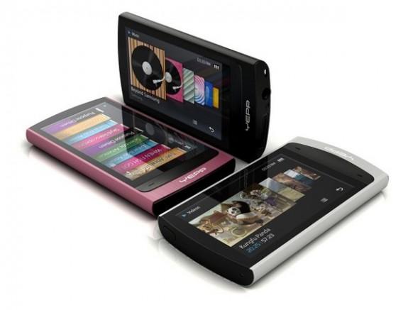 Samsung YP-R1 Yepp
