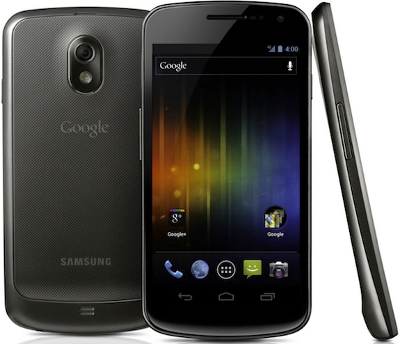 galaxy nexus launch date