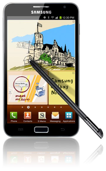 Samsung Galaxy Note AT&amp;T