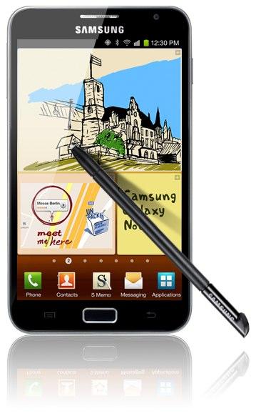 Samsung Galaxy Note AT&T