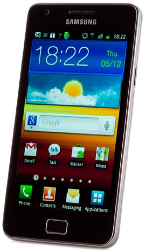 Samsung Galaxy S II