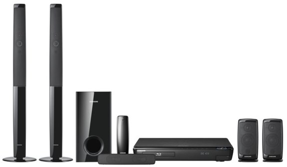 Samsung Blu-ray ht-bd3252