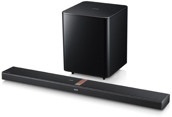 Samsung HW-F750 soundbar
