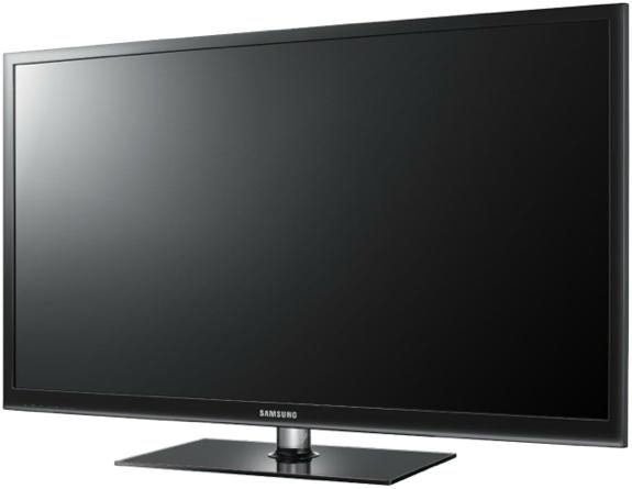 Samsung PN43D490 43-Inch 3D 720p 600hz Plasma HDTV