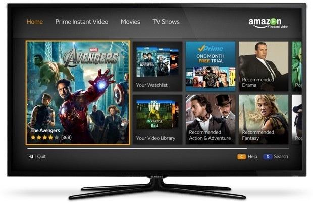 Amazon instant video free