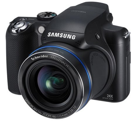 Samsung WB5000 camera