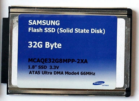 Samsung 32GB SSD